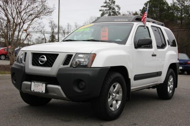 2011 nissan xterra for sale in yorktown va. Black Bedroom Furniture Sets. Home Design Ideas