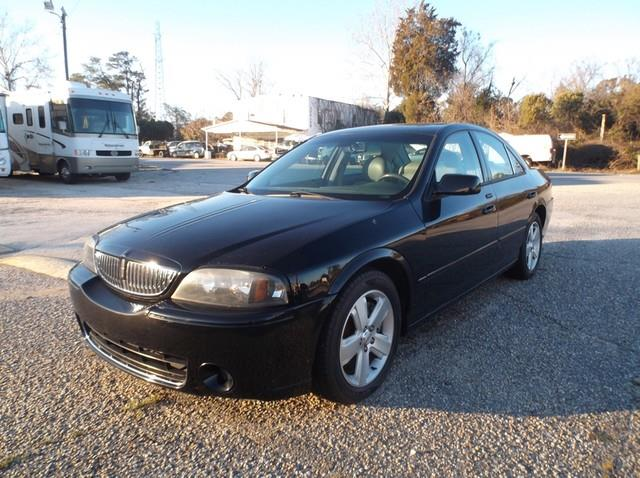 2006 lincoln ls for sale in conway sc. Black Bedroom Furniture Sets. Home Design Ideas
