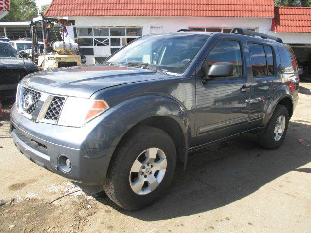 2006 nissan pathfinder for sale for Goldstar motor company winchester virginia