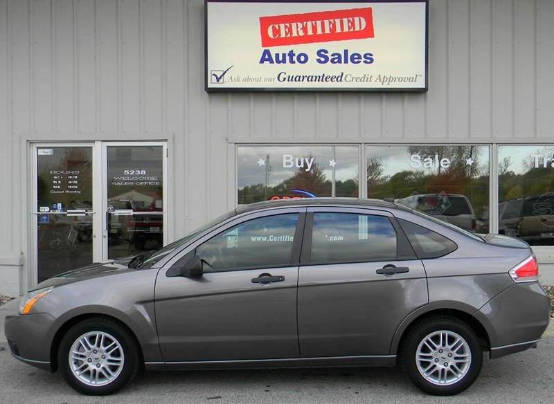 2010 ford focus for sale for Des moines motors buy here pay here