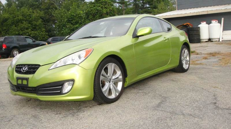 2010 hyundai genesis coupe for sale in goffstown nh. Black Bedroom Furniture Sets. Home Design Ideas