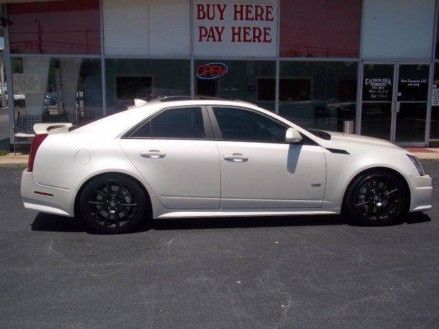 2010 cadillac cts v for sale in thomasville nc. Cars Review. Best American Auto & Cars Review