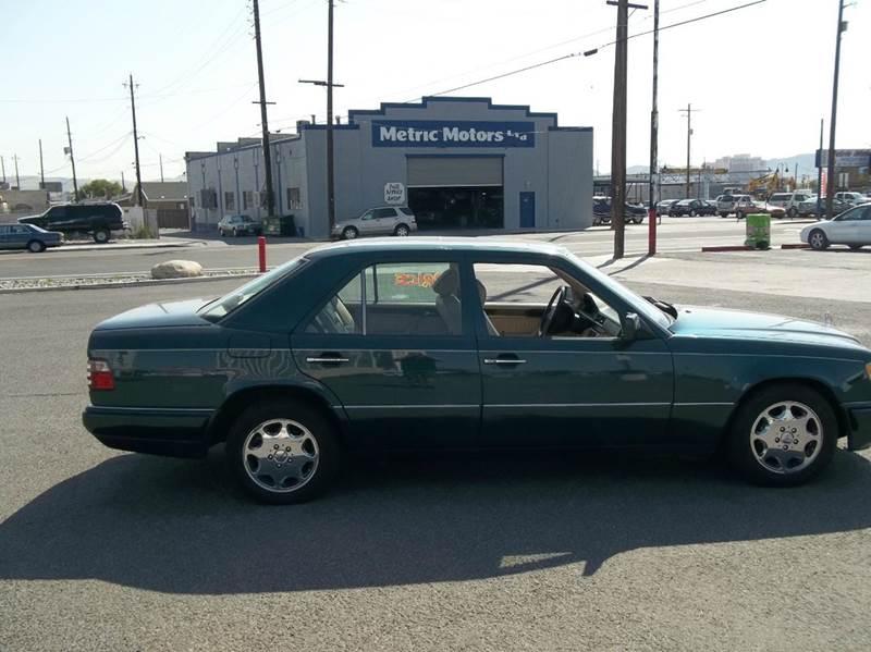 1995 mercedes benz e class for sale for Mercedes benz reno nv