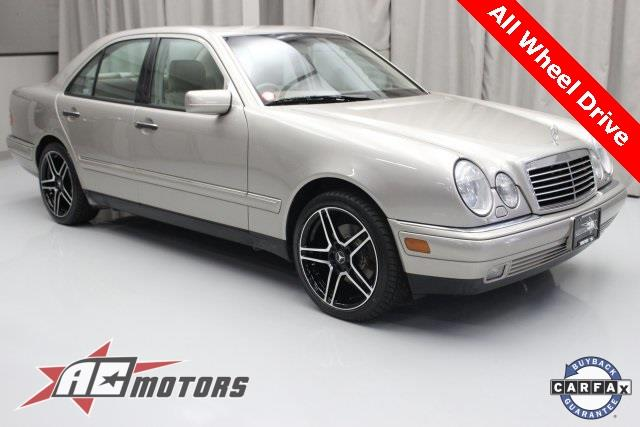 1999 mercedes benz e class for sale in anoka mn for Mercedes benz stadium will call location