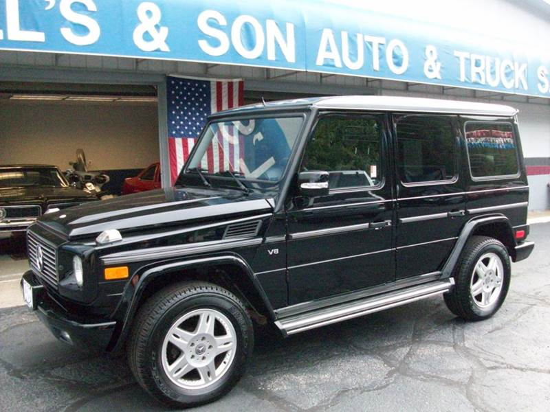 Mercedes benz g class for sale in wyoming for Mercedes benz g class mpg