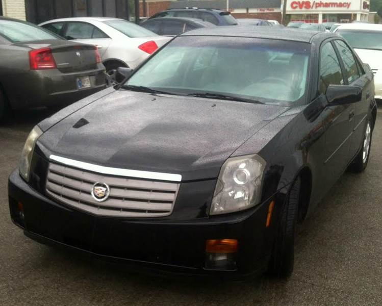 2003 cadillac cts for sale in indianapolis in. Black Bedroom Furniture Sets. Home Design Ideas