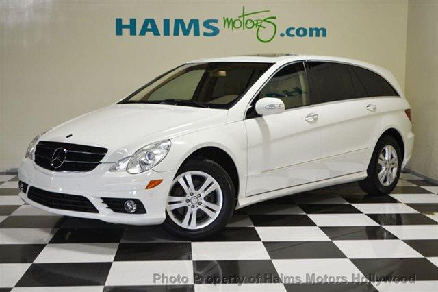 2009 mercedes benz r class for sale in hollywood fl for Mercedes benz r350 for sale