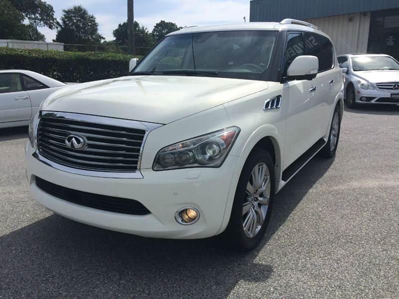2012 Infiniti Qx56 For Sale In Spartanburg Sc