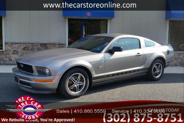 2009 ford mustang for sale in salisbury md. Black Bedroom Furniture Sets. Home Design Ideas
