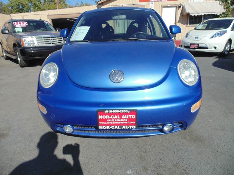 2000 volkswagen new beetle for sale in roseville ca. Black Bedroom Furniture Sets. Home Design Ideas