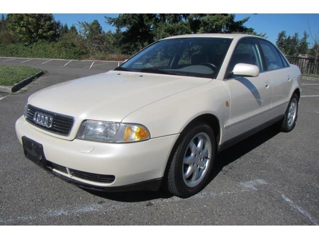 1998 Audi A4 For Sale In Shoreline Wa