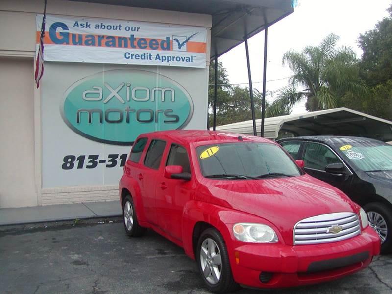 2011 Chevrolet Hhr For Sale In Brandon Fl