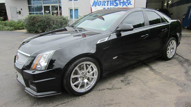 2010 cadillac cts v for sale in wheeling il. Black Bedroom Furniture Sets. Home Design Ideas