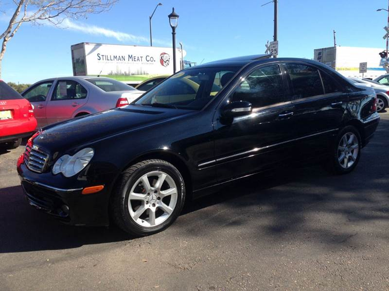 2007 Mercedes Benz C Class For Sale In Springfield Mo