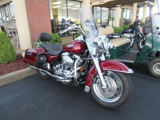 Harley davidson road king for sale in kentucky for Tapp motors inc owensboro ky