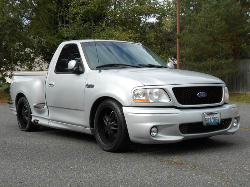 2000 ford f 150 svt lightning for sale in lynnwood wa. Black Bedroom Furniture Sets. Home Design Ideas