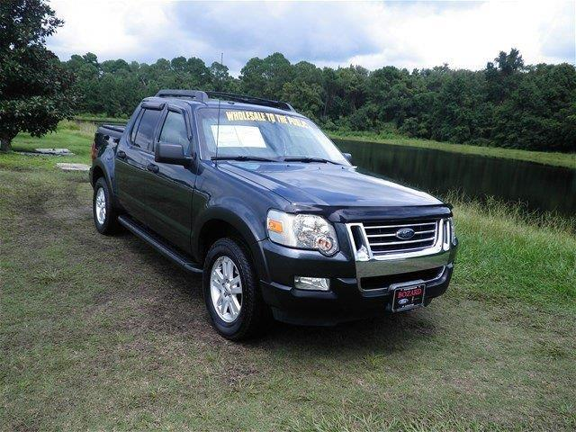2010 ford explorer sport trac for sale in saint augustine fl. Black Bedroom Furniture Sets. Home Design Ideas