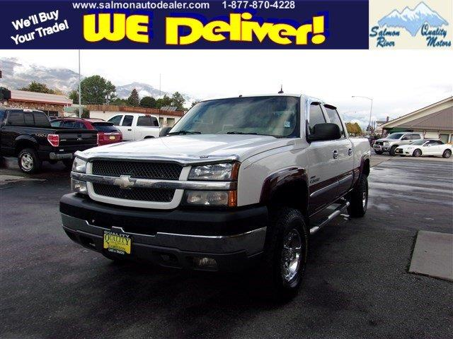 Chevrolet Silverado 2500hd For Sale In Salmon Id