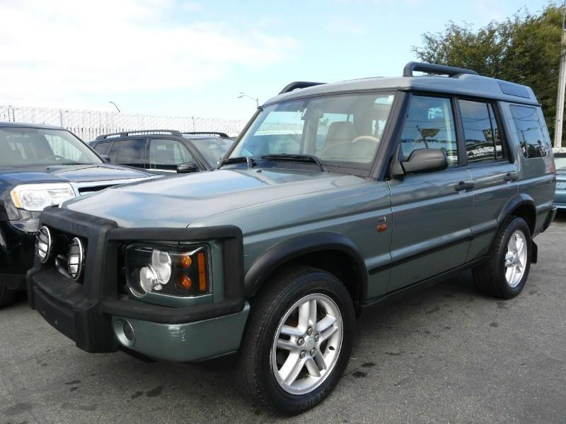 2004 Land Rover Discovery For Sale Carsforsale Com