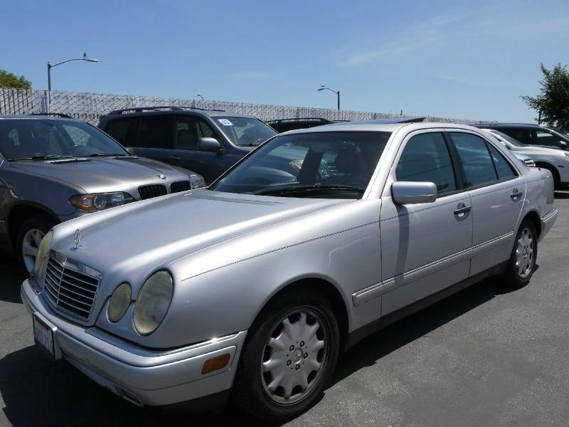 1996 mercedes benz e class for sale in san mateo ca for Mercedes benz san mateo