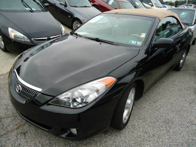 Toyota Camry Solara for sale Carsforsale