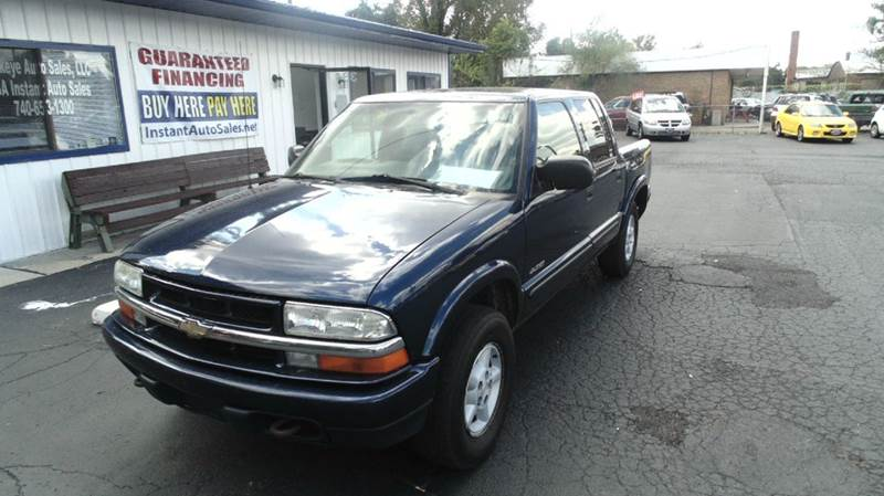 2004 Chevrolet S-10 for sale - Carsforsale.com