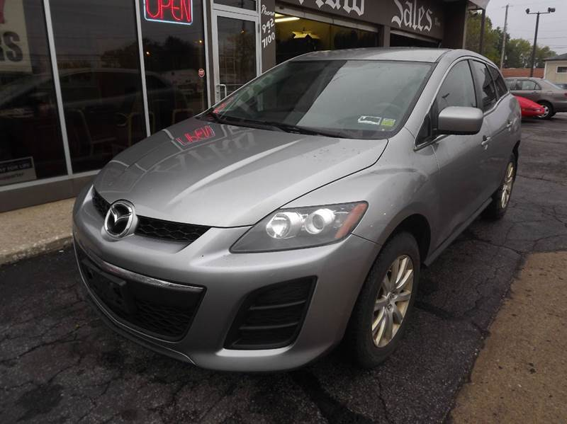 2010 mazda cx 7 for sale. Black Bedroom Furniture Sets. Home Design Ideas