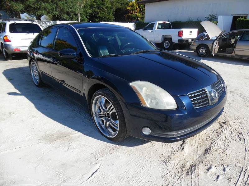 2005 nissan maxima for sale for Clayton motor co west knoxville tn