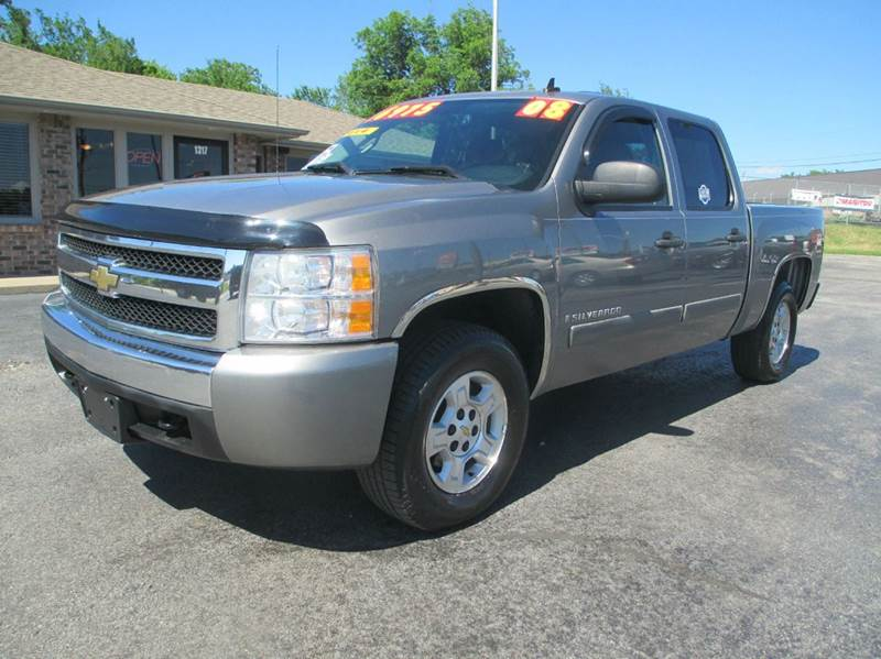 2008 chevrolet silverado 1500 for sale in joplin mo. Black Bedroom Furniture Sets. Home Design Ideas