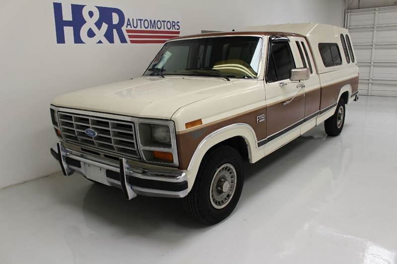1986 ford f 150 for sale in san antonio tx for H r motors san antonio