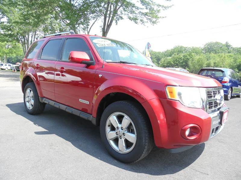 Ford escape for sale in new hampshire for Lewis motor sales brentwood nh