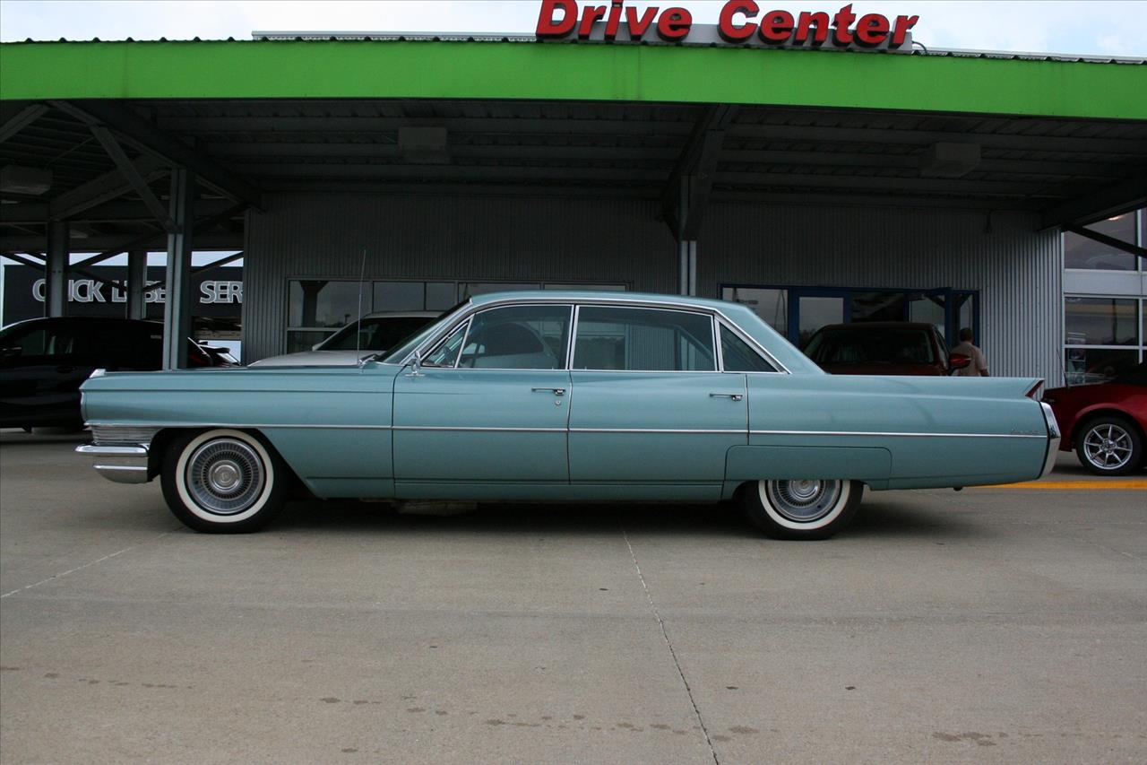 1964 cadillac deville for sale in north little rock ar for Jensen motors sioux city