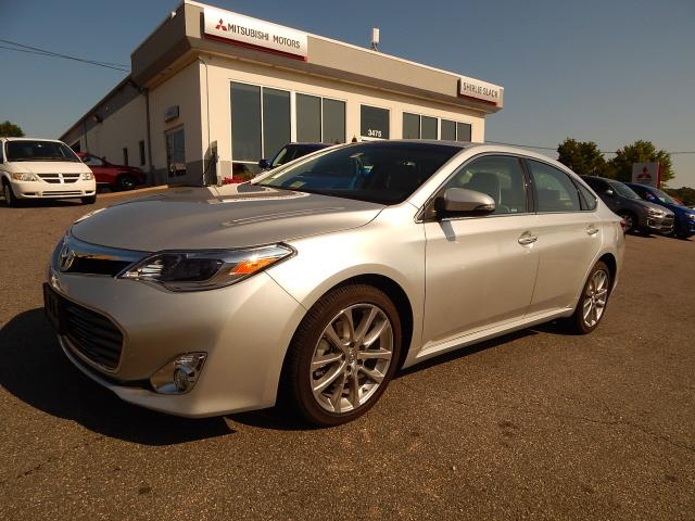 2014 toyota avalon for sale in fredericksburg va. Black Bedroom Furniture Sets. Home Design Ideas