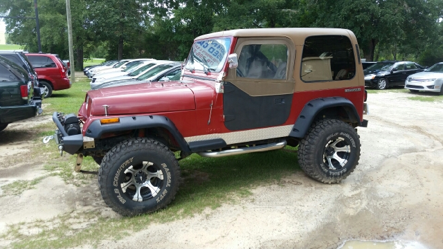 1987 Jeep Wrangler For Sale In Dublin Ga