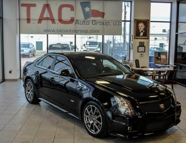 2010 cadillac cts v for sale in austin tx. Black Bedroom Furniture Sets. Home Design Ideas