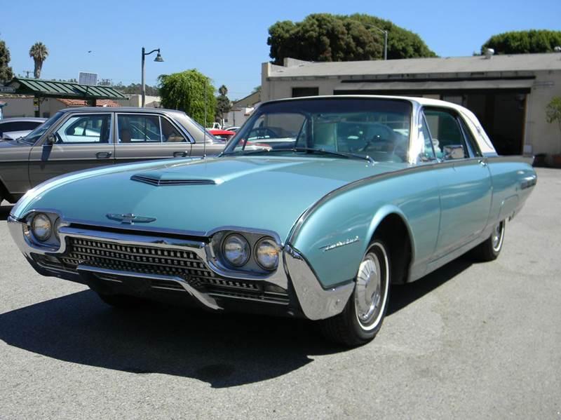 1962 Ford Thunderbird For Sale In Santa Barbara Ca