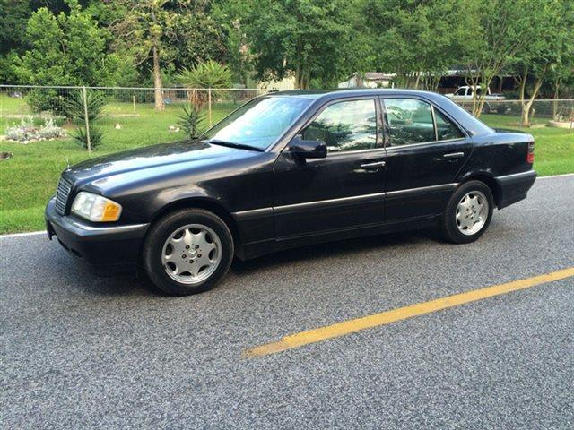 2000 mercedes benz c class for sale in houston tx for Mercedes benz c class 2000