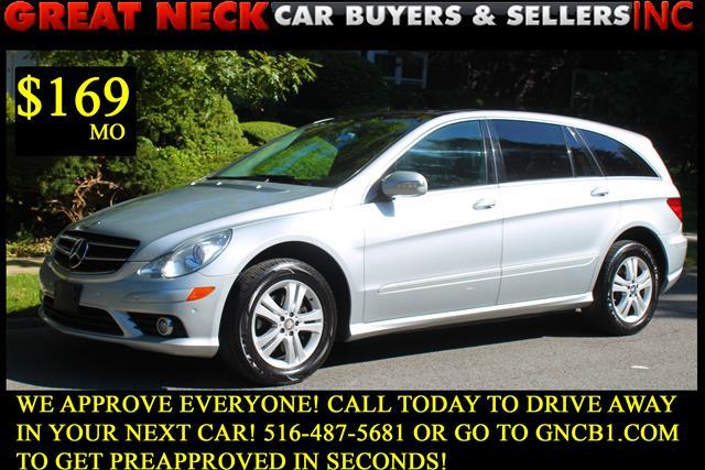 2009 mercedes benz r class for sale in great neck ny for 2009 mercedes benz r350 4matic