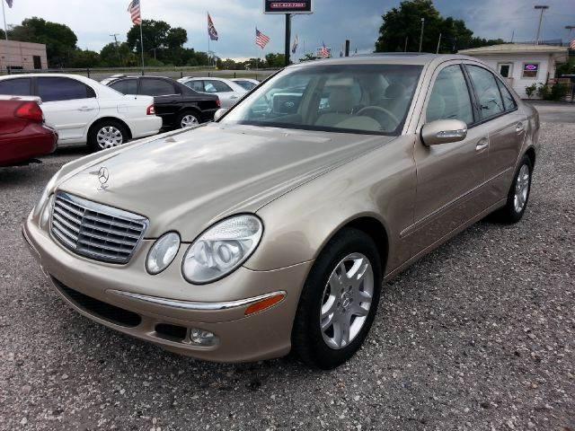 Mercedes benz e class for sale in orlando fl for Mercedes benz lease orlando