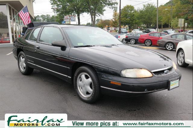 1999 Chevrolet Monte Carlo For Sale In Fairfax Va