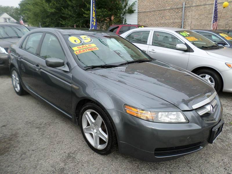 2005 acura tl for sale in chicago il. Black Bedroom Furniture Sets. Home Design Ideas