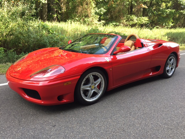 2005 ferrari 360 spider for sale in ansonia ct. Cars Review. Best American Auto & Cars Review