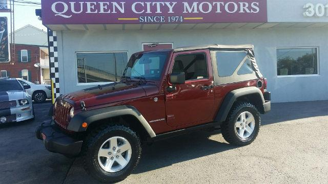 Jeep for sale in cumberland md for Queen city motors cumberland