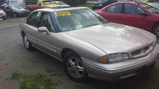 1999 Pontiac Bonneville For Sale
