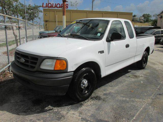 2004 ford f 150 heritage for sale in miami fl. Black Bedroom Furniture Sets. Home Design Ideas
