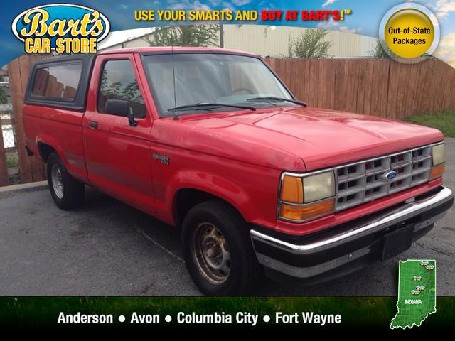 1992 Ford Ranger For Sale In Fort Wayne In