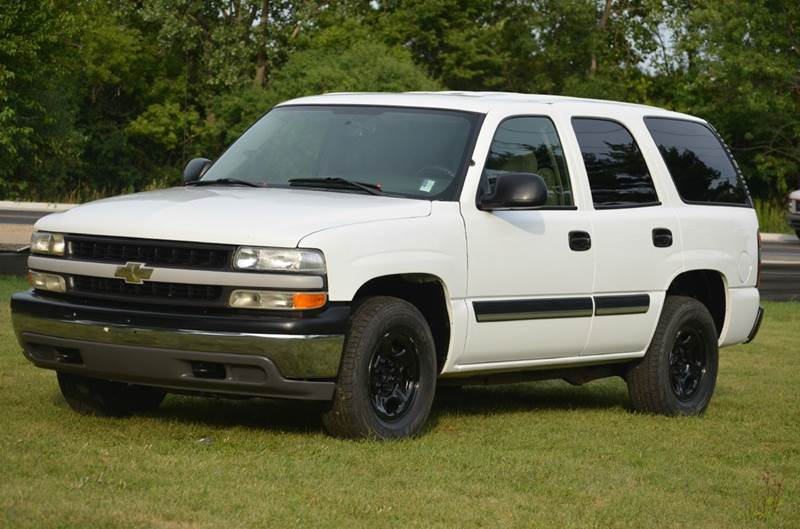 2005 Chevrolet Tahoe For Sale In Illinois Carsforsale Com