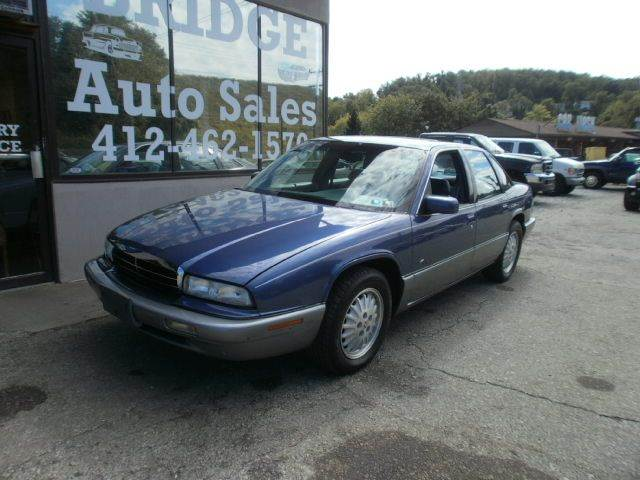 1996 buick regal for sale in pittsburgh pa. Black Bedroom Furniture Sets. Home Design Ideas