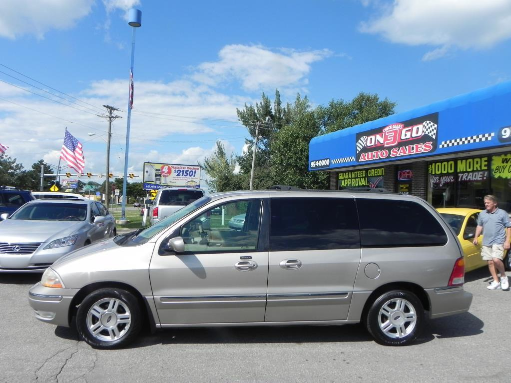 Ford windstar for sale in michigan for Paramount motors taylor mi