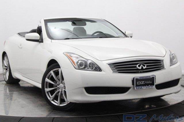 2009 infiniti g37 convertible for sale in rahway nj. Black Bedroom Furniture Sets. Home Design Ideas